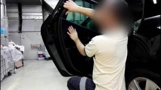 Tuto démontage habillage porte AR Renault Clio 4 / disassembly rear door Renault Clio 4