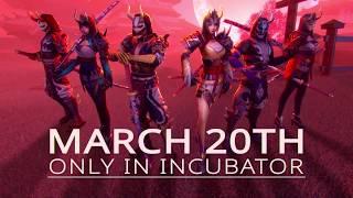 Blood Moon in Incubator thumbnail