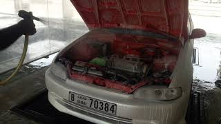 1992 honda civic eg9 engine wash