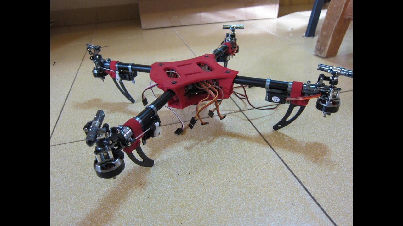 how to build an inexpensive quadcopter