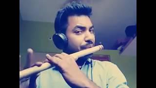Mile ho tum hum ko flute instrumental song