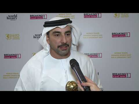 Mahir Abdulkarim Julfar, Vice President - Commercial, Dubai World Trade Centre