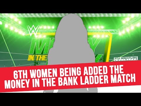 6th Women Being Added To The Money In The Bank Ladder Match