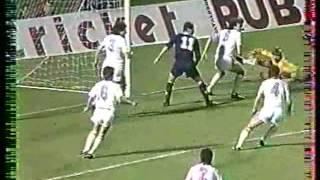 1 32 Кубок УЕФА 1988 1989 Бордо Днепр 2 1 Полный матч 2 й матч