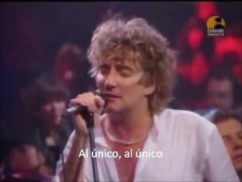 Rod Stewart - Have i told you lately (Live) lyrycs