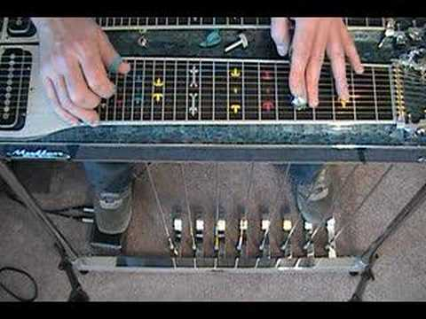 Beginner Steel Guitar: Oceanfront Property