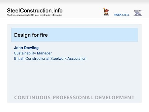 Design for Fire