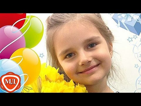 ДЕТИ КРИСТИНЫ ОРБАКАЙТЕ: Дочь Кристины Орбакайте Клавдия в день  рождения, весна 2017!