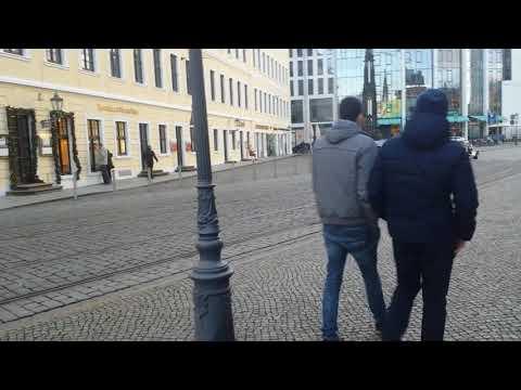 Dresden post Platz