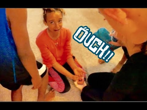 Are you OK MARIAH?!  & Tyson's CRAZY INVENTION!