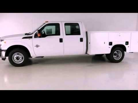 2012 FORD F-350 CHASSIS Winder GA
