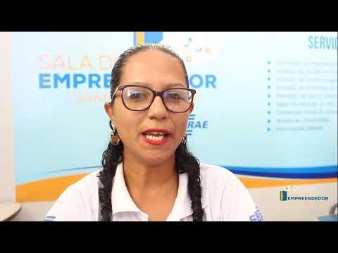 Agente de Desenvolvimento na Sala do Empreendedor de Santa Luzia do Pará