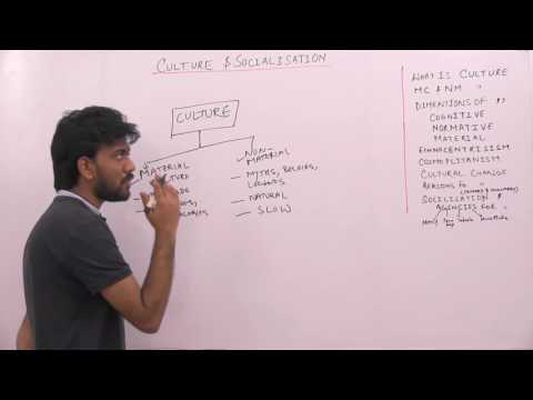 Culture & Socialisation _ Part1 _ Culture & Dimension _ Sameer Sagar
