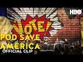 We Have to Get Back to Civility? | Pod Save America | HBO