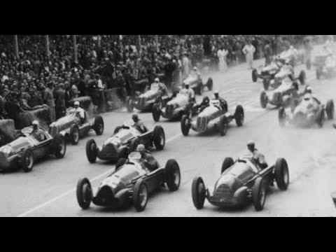 History of Formula 1 & Formula One (Automobile Documentary)