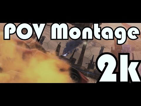 Rocket League - 2k POV Montage