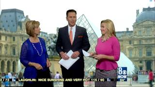 8 News Now Anchors Take a Fakecation - KLAS-TV