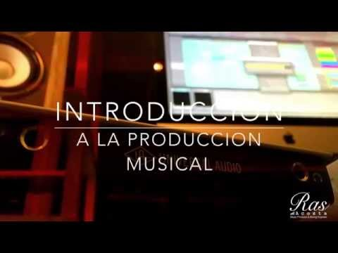 Introducción A La Producción Musical CAPITULO 1 EPISODIO  #1