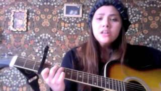I never told you- Colbie Caillat (cover by: Elisa Baath)
