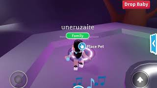 Making another neon pet on adopt me (ROBLOX)