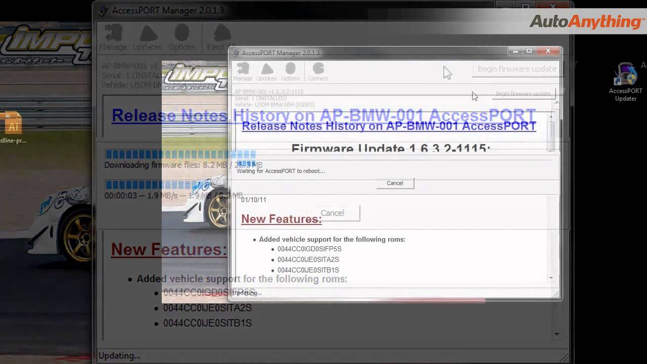 Watch How to Update the Firmware of your COBB Tuner