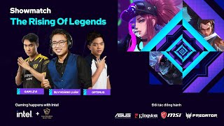 Vòng loại team Levi Showmatch The Rising Of Legends
