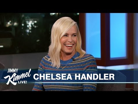 Chelsea Handler on White Privilege, Sexual Harassment Training & Drinking Less