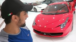 BUYING MY FIRST SUPERCAR !!!