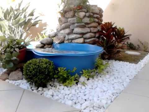Lago de pl stico e filtro barrio youtube for Plasticos para lagos artificiales