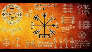 Icelandic Magical Staves #2