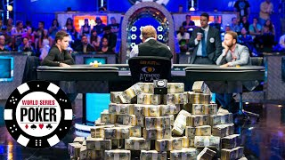 Top 10 Ways To IMPROVE World Series Of Poker!
