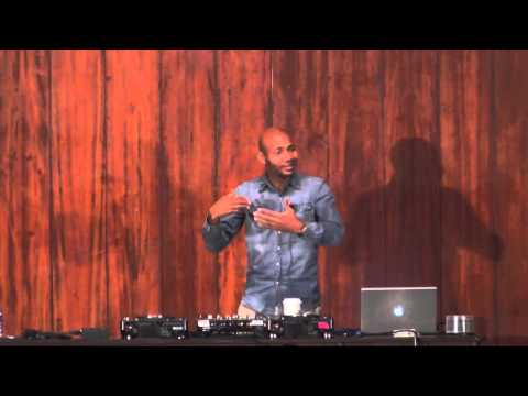 2011 DWRL Speaker Series: Paul Miller aka DJ Spooky (Part 3 of 3)