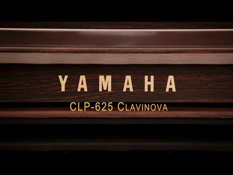 Yamaha Clavinova CLP-625 Digital Piano