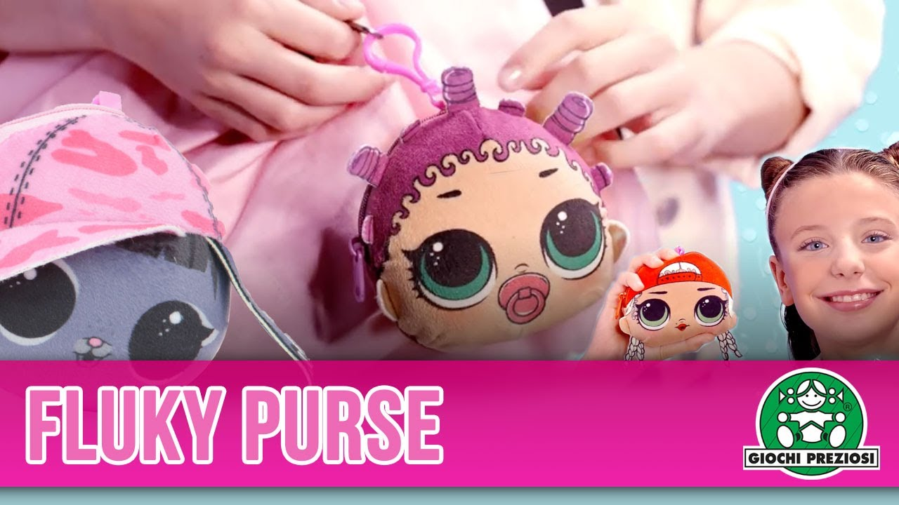 Giochi Preziosi | L.O.L. Surprise! Fluky Purse