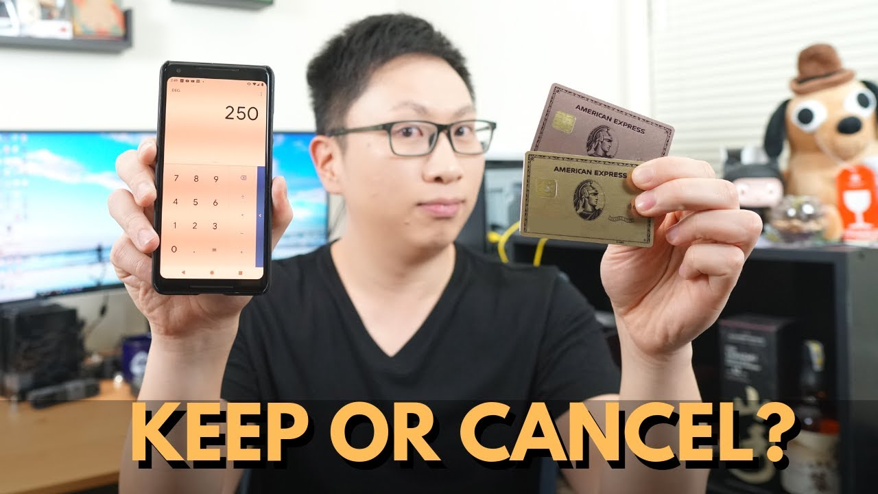 Should You Keep or Cancel the American Express Gold Card
