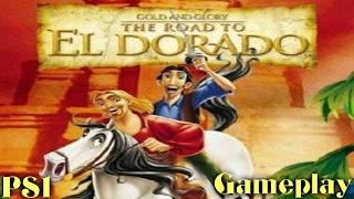 Gold and Glory: The Road to El Dorado [PS1] - Gameplay