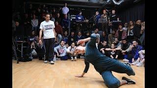 EASY LEE vs RAZA. FINAL HOUSE DANCE. V1 BATTLE 2018