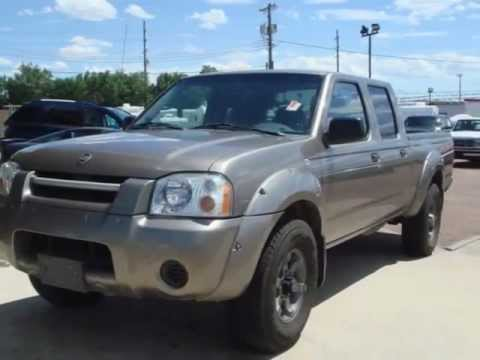11093   2004 Nissan Frontier XE V6 Crew Cab 4X4 Off Road    FOR SALE!!