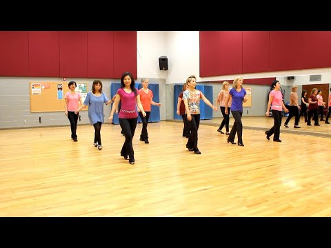Dance Her Home - Line Dance (Dance & Teach in English & 中文)