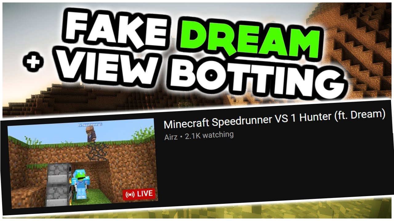 The lowest form of Minecraft content