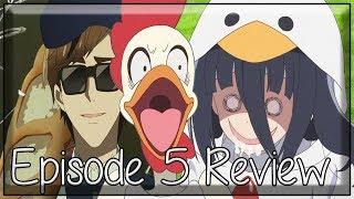 Comedy Gold - Zombieland Saga Episode 5 Anime Review