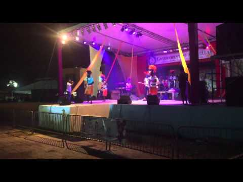 Band Clash 2015 Better Vibes Anguilla performing pt.2