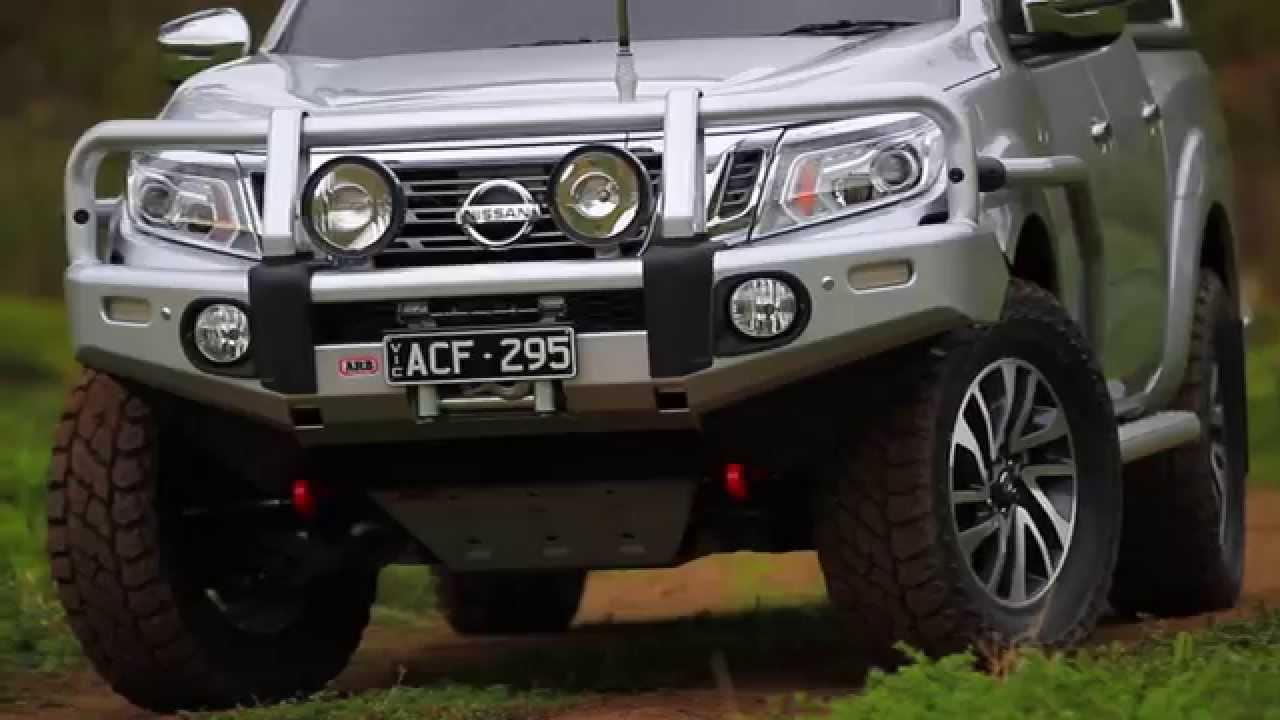 Arb Nissan Navara Np300 Accessories Youtube
