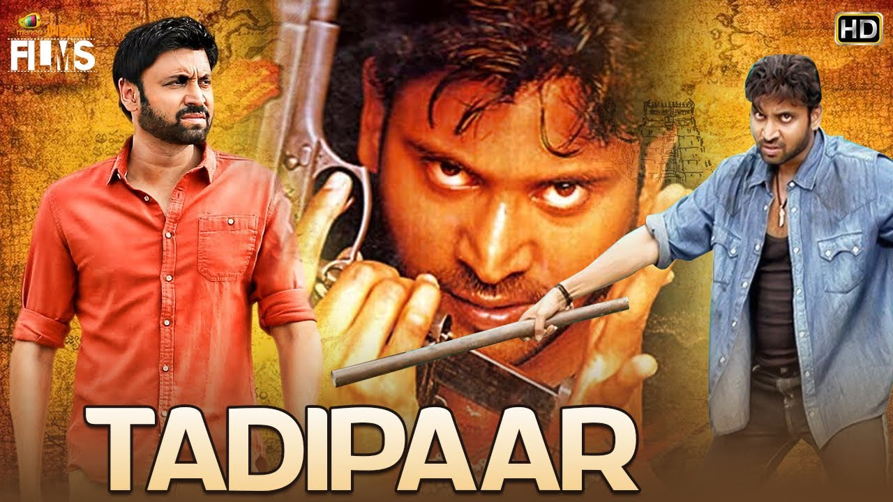 Tadipaar Hindi Dubbed Action Movie HD | Sumanth | Saloni | South Indian Hindi Dubbed Action Movies