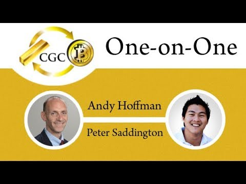 One-on-One w/Andy Hoffman - Episode 25 - Special Guest Peter Saddington