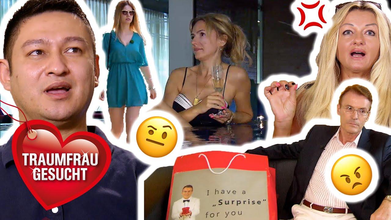 Gesucht gestorben traumfrau walther RTL2