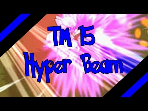 How To Get TM 15 - Hyper Beam In Omega Ruby and Alpha Sapphire (Oras)