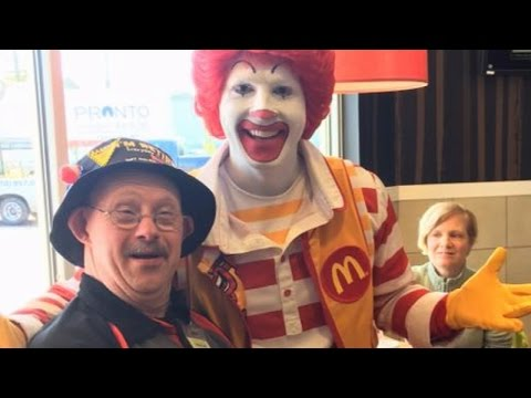 McDonald's Employee With Down Syndrome Retires After 33 Years