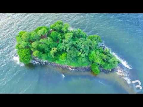 Salybia Beach, Trinidad & Tobago (4K)