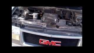 GMC Astro Van